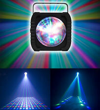 American DJ ADJ REVO 4 IR RGBW LED DMX DJ/Club Light Moonflower Effect REVO4 IR