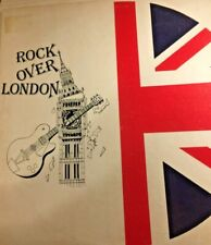 Radio Show:Rock Over London 4/21/85 King Interview, Elvis Costello,Dream Academy