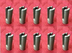 [10PCS] New Matrix Aluminum Duckbill CCW 14mm Negative