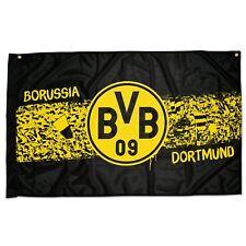 Bvb Borussia Dortmund Zimmerfahne Südtribüne 90 X 140 Cm