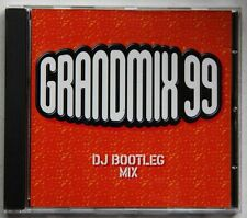 GRANDMIX 99 RARE DJ CD ATB Yello Paffen villaggio Mousse T Morales DJ SAKIN