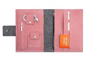 Handmade iPad Pro/Air Folio Case. Apple Pencil Holder. Magic Smart Keyboard Case