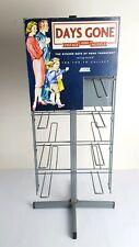 Vintage Lledo Days Gone Models Rotating Shop Display Stand