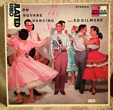 Learn Square Dancing with Ed Gilmore, with Booklet, Decca Records, DL 79051
