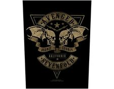 AVENGED SEVENFOLD orange county - 2015 - GIANT BACK PATCH - 36 x 29 cms A7X