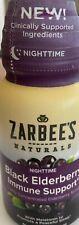 Zarbee's Black Elderberry Immune Support