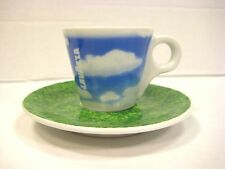 LAVAZZA CAFE des ARTS Extremely Limited Edition World Cup Vintage Espresso Cup