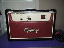 Epiphone Valve Junior Jr. 5-Watt Tube Guitar Amplifier Amp Head Free USA Ship