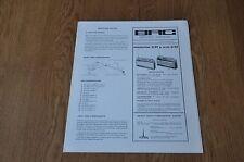 Marconiphone 4159 & Ultra 6159 Transistor Radio BRC service manual