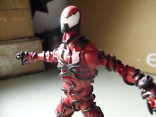 Marvel Legends Custom Carnage Action Figure Sculpt and Paint Free Shipping