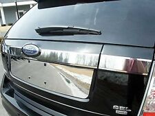 2007-2014 FORD EDGE 3 Piece Stainless Steel Trunk Hatch Accent Trim