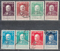 Portugal - Mail 1940 Yvert 600/7 Or Centenary Of Stamp