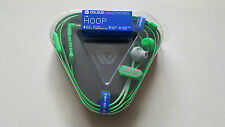 Official Genuine Microsoft Nokia  WH-610 Hoop by Coloud Headset - GREEN Sealed