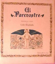 EL PARENOSTRE, LOLA ANGLADA 1927
