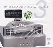 """Extended Dynamic Experience Vol.3"" STS Digital MW Coding Process Audiophile CD"