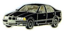 AUTO Pin / Pins - BMW 3er / schwarz,90er Jahre [1251]