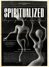 28/3/92Pgn02 Advert: The New Album From Spiritualized Is Available Now 15x11""