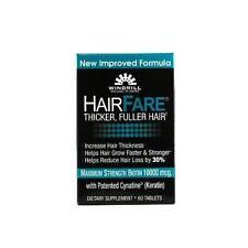 Windmill Hair Fare Vitamin Supplement Caplets for Hair 60 Count Each