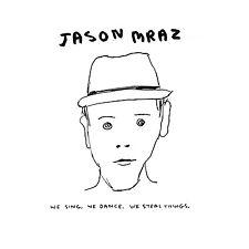 JASON MRAZ - WE SING,WE DANCE,WE STEAL THIN 2 VINYL LP NEU