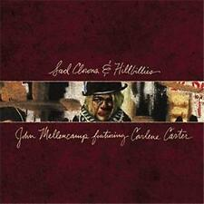 JOHN MELLENCAMP SAD CLOWNS & HILLBILLIES CD CARD SLEEVE NEW
