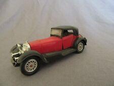 645F Norev 150 Mercedes SSK 1928 Rouge 1:43