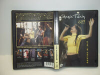 Shania Twain Up DVD Live In Chicago
