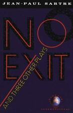 No Exit and Three Other Plays, Jean-Paul Sartre, Good Book
