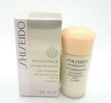 Shiseido Benefiance Wrinkle Resist 24 Day Emulsion Spf 18 ~ .5 oz / 15 ml / BNIB