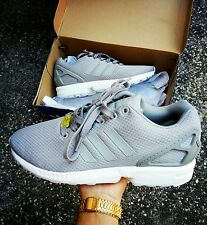 ADIDAS ZXFLUX gray - 💯 original!  Much lower price than the mall!
