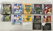 Game Boy Advance Boxes And Manuals Bundle (No Games)