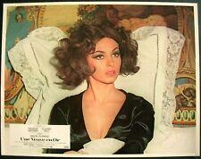 UNE VEUVE EN OR - Michèle Mercier / M.Audiard - SET 20 PHOTOS D'ÉPOQUE (1969)