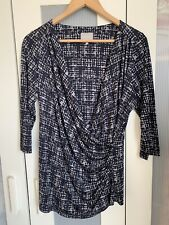 GHOST LONDON TOP SIZE UK 16 IN EXCELLENT CONDITION