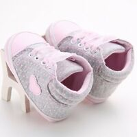 Infant Baby Boy Girl Soft Sole Crib Shoes Sneaker Newborn Casual Shoes Delicate