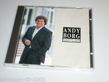 ANDY BORG EINMAL UND IMMER WIEDER CD MIT DIE SONNE UND DU - ALS DER MORGEN KAM