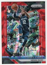 """2018-19 Panini Prizm Basketball """"Prizm Red Cracked Ice"""" You Pick From List"""