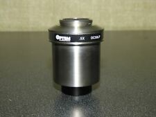 Optem Dc50lp Microscope 05x C Mount Camera Photo Port Adapter For Leica Hc Dm D