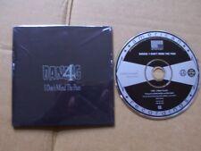 DANZIG,I DON´T MIND THE PAIN(edit + album version) mcd m(-)/m(-) in shrink
