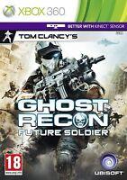 GHOST RECON FUTURE SOLDIER           ----- pour XBOX 360  ------