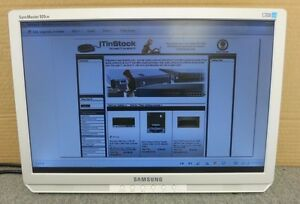 """Samsung SyncMaster 920LM LS19WJNKS/EDC 19"""" LCD TFT Monitor Speaker  No Stand"""