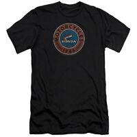 HONDA MOTORCYCLE OIL Licensed Adult Men's Graphic Tee Shirt SM-6XL