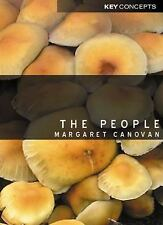 Polity Key Concepts in the Social Sciences: The People by Margaret Canovan...