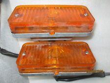 1967-72 GMC CHEVY C10 C30 C40 C50 C60 PARK TURN LAMP LIGHT TRUCK VAN BUS OEM NOS