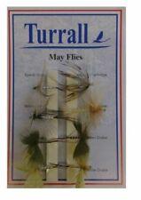 Turrall Premium Flies Mayflies Selection - Transparent
