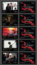 "Twilight Eclipse ""Signature Set"" Trading Card 1-5"
