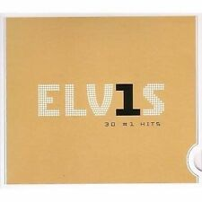 ELVIS PRESLEY--30 #1 Hits--CD--In Cardboard Case