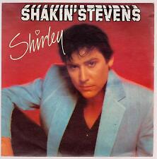 SHAKIN' STEVENS DISCO 45 GIRI SHIRLEY B/W I'M FOR YOU - EPIC EPC A 2067