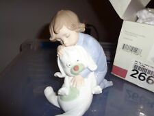 "Nao By Lladro ""Good Night Kiss"" 02001408- Brand New in Box"