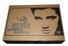 Elvis Presley - Special Edition (DVD box set) 14 DVDs NEW never played