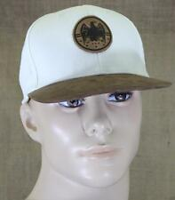 American Eagle Outfitters USA Baseball Cap Hat Mens Snapback Ivory New NWT OSFM