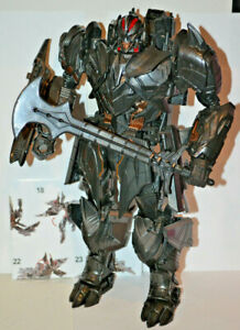 3rd Party Wei Jiang Transforming Robot Oversized Rendsora - Complete
